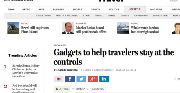 Backblaze featured in the Boston Globe