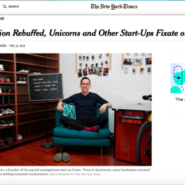 Invoice2go in The New York Times