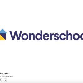 Wonderschool in Entrepreneur