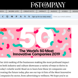 """EverlyWell and Wonderschool both on Fast Company's """"Most Innovative Companies"""" List"""