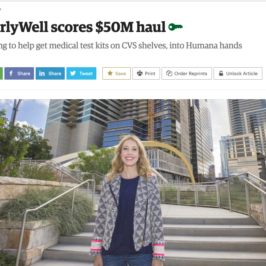EverlyWell in Austin Business Journal