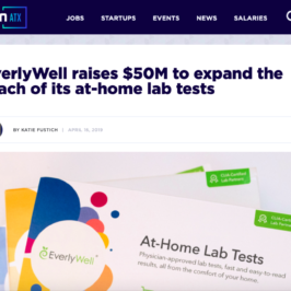 EverlyWell in Built In Austin