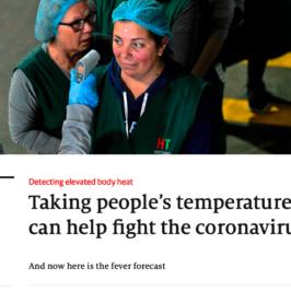 Kinsa in The Economist