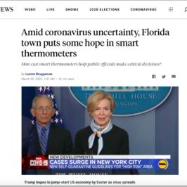 Kinsa in ABC News